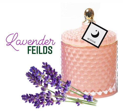 Lavender Fields  | Soy Candle