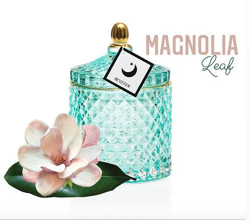 Magnolia Leaf  | Soy Candle