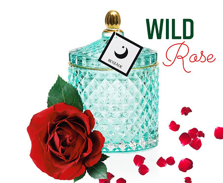 Wild Rose | Soy Candle