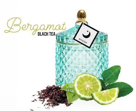 Bergamot Black Tea | Soy Candle
