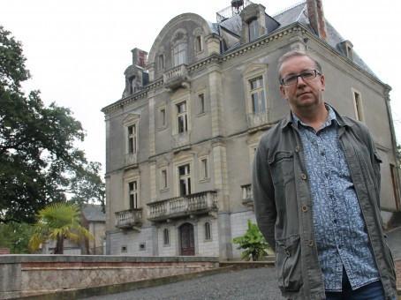 A Ahuillé, le château de la Roche s'est refait une beauté