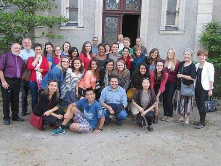 Vingt étudiants américains sur les pas du père Sorin
