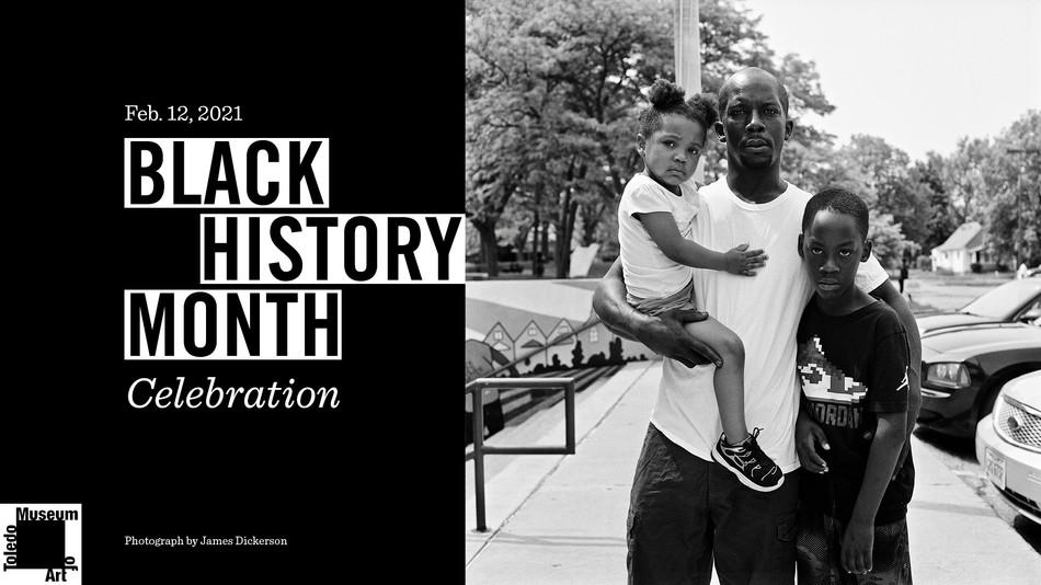 Black History Month Event Promo