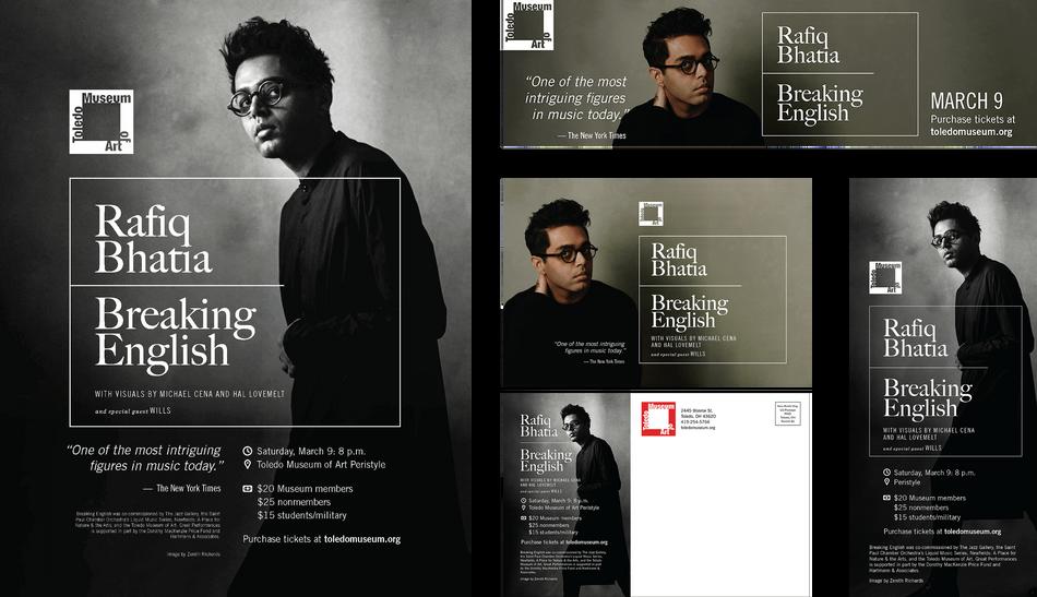 Rafiq Bhatia Concert Identity