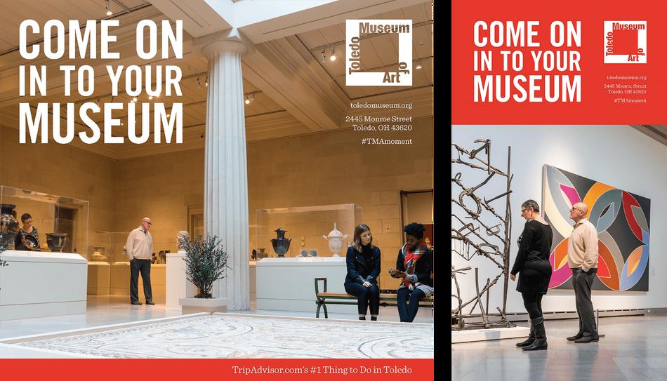 General Museum Ads