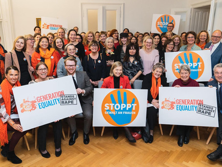 International Day to End Violence against Women