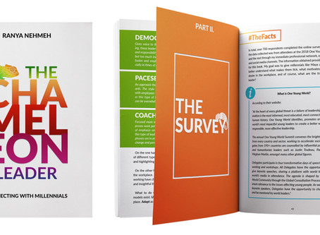 Book Recommendation: The Chameleon Leader
