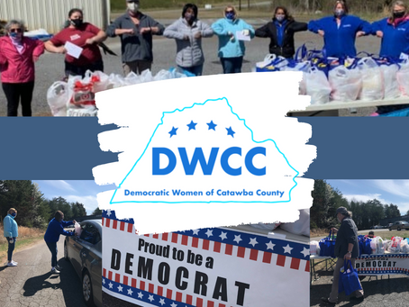 Democratic Women Spring Outreach