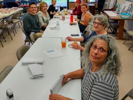 Calling Volunteers!  Postcard Campaign July 18