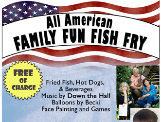 Meet the Candidates: All American Family Fun Fish Fry