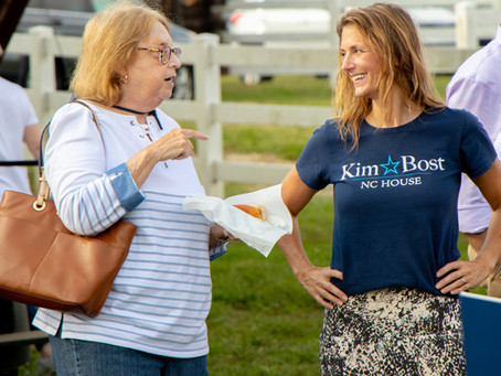Kim Bost Meet and Greets