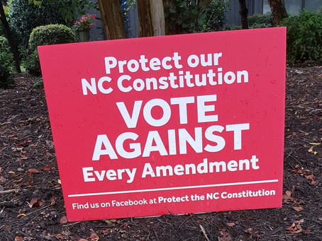 Constitutional Amendments: Senator Jeff Jackson's overview