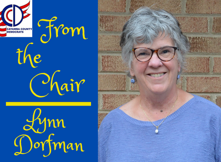 From the Chair - Lynn Dorfman