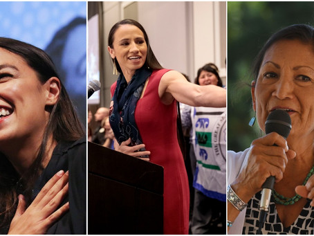 Record Number of Women to serve in Congress