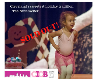 CICB Nutcracker SOLD OUT!