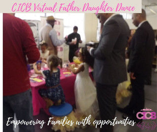 Cleveland Inner City Ballet to host Virtual Father / Daughter Dance 2020
