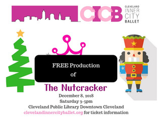 CICB FREE Nutcracker Production
