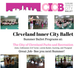CICB City of Cleveland Summer Performance- Great Job Everyone!