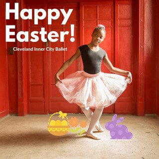 Happy Easter from CICB!