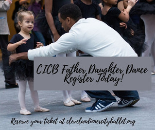 CICB Virtual Father / Daughter Dance 2021