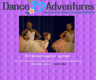 Have a Dance Adventure this Summer!