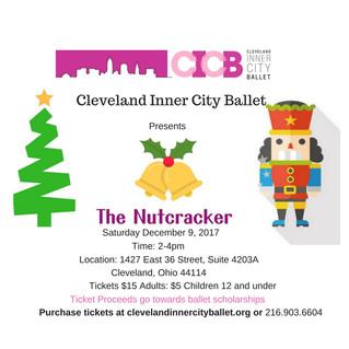 CICB Nutcracker 2017