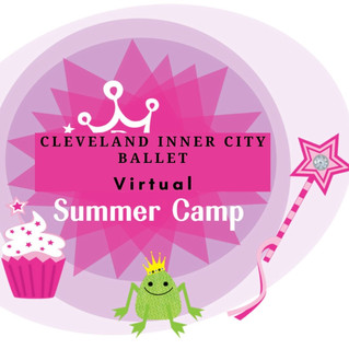 Cleveland Inner City Ballet opens registration for Virtual Summer Camps!