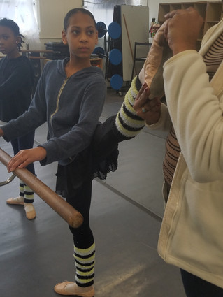 Preventing Injuries During Dance Class
