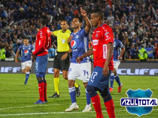 Millonarios enfrentará a Medellín en los octavos de final de Copa Águila