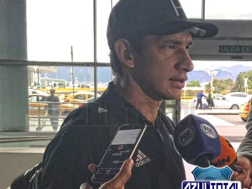"""""""Siempre trato de hacer lo mejor en los minutos que me tocan"""": Roberto Ovelar"""