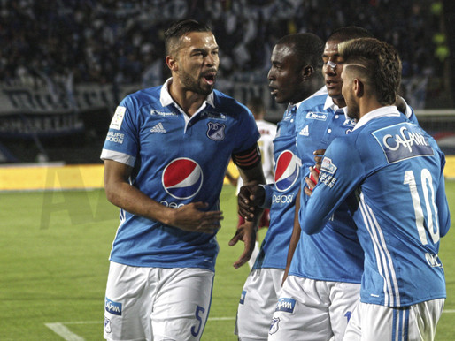 Como local, Millonarios iniciará su camino en la Copa Águila
