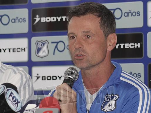 """""""Ojalá que la gente haya visto un cambio y se sienta identificada con el equipo"""" Diego Cocca"""