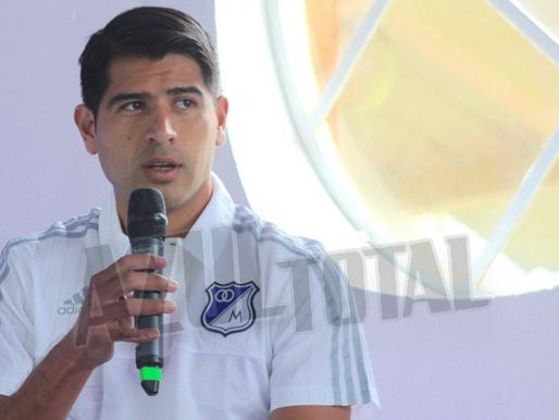 """""""Tengo el sueño de poder salir campeón con esta camiseta"""" Enzo Gutiérrez"""