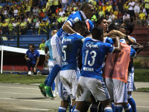 1x1 | Ante Bucaramanga, Millonarios mostró buen fútbol y trabajo colectivo
