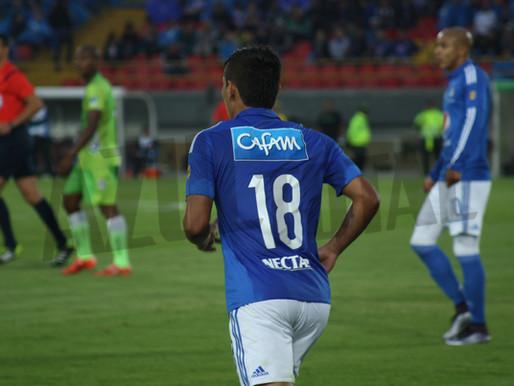 Rafael Carrascal, sexta baja de Millonarios para el 2017