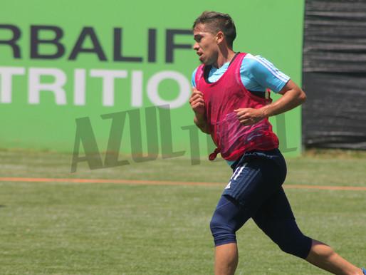 """""""Mi objetivo es poder lograr un campeonato con esta camiseta tan importante"""": Maximiliano Núñez"""