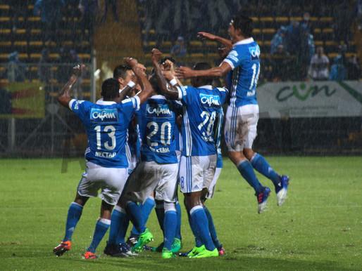 La victoria de Millonarios frente a Tigres desde el lente de Azul Total