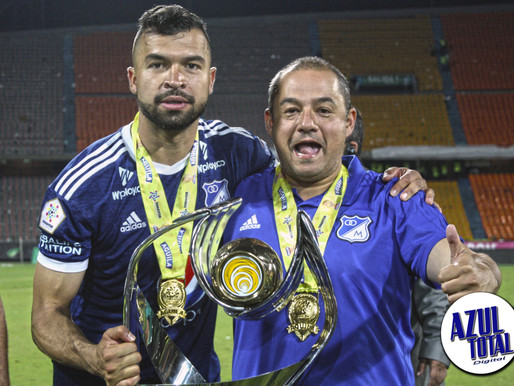 Dimayor sancionó a Andrés Felipe Cadavid y a Millonarios por la SuperLiga