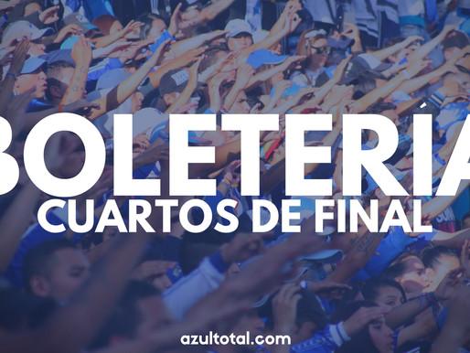 BOLETERÍA | ¡A llenar la casa en los cuartos de final!