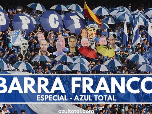 ESPECIAL: Barra Franco, homenaje a un ídolo