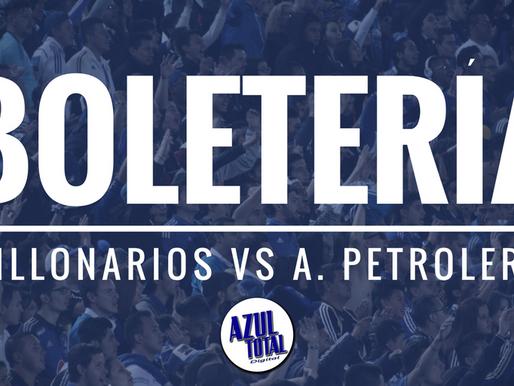 BOLETERÍA | Millonarios lanzó la boletería para su debut en Copa