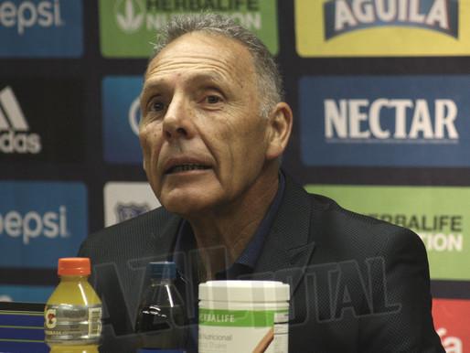 """Nos costó mucho llegar hasta acá, queremos ganar"" : Miguel Ángel Russo"
