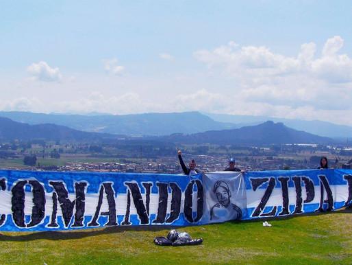 A TODOS LADOS: ZipaAzul, un amor de 20 años