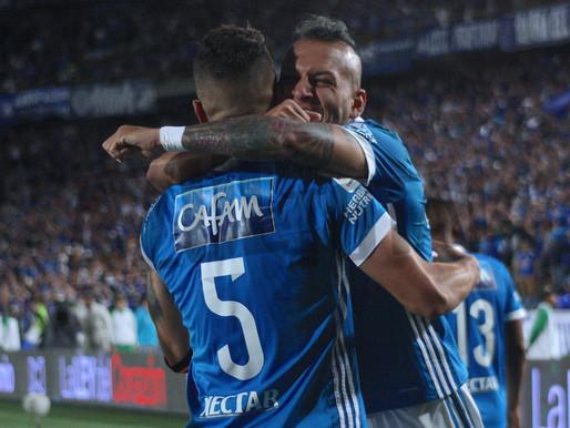 Con buen fútbol, Millonarios avanzó a las semifinales de la Liga Águila