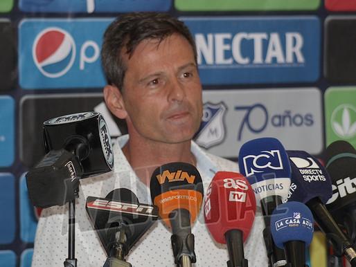 """""""Es el mejor momento de Millonarios desde que llegamos"""" Diego Cocca"""