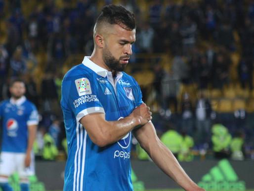 Andrés Felipe Cadavid se perderá la ida de los cuartos de final