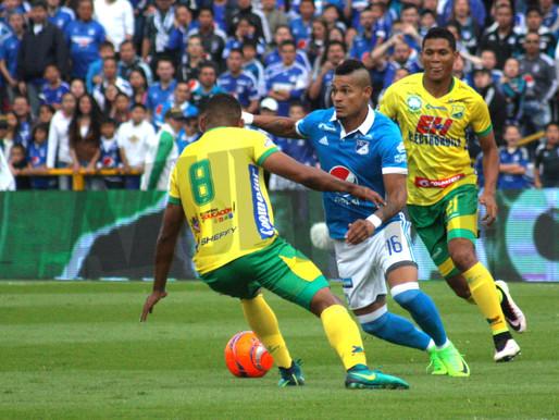 Aplazado el partido entre Atl. Huila y Millonarios