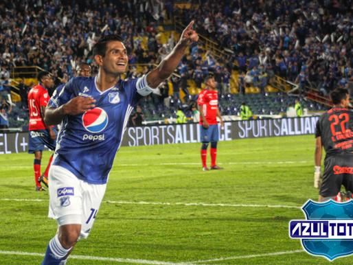 CRÓNICA   Millonarios vuelve al triunfo en Liga Águila: venció 3-2 al Medellín