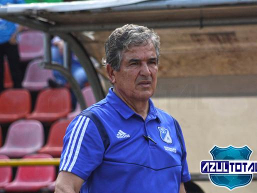 """""""Hemos evolucionado, estamos ganando muchas cosas buenas"""": Jorge Luis Pinto"""