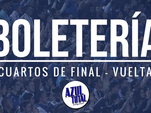 BOLETERÍA | Sin incremento para abonados y socios, Millonarios lanzó boletería ante Equidad